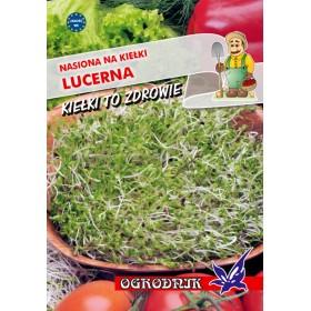 Lucerna nasiona na kiełki 10g