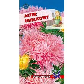 Aster igiełkowy różowy 1g