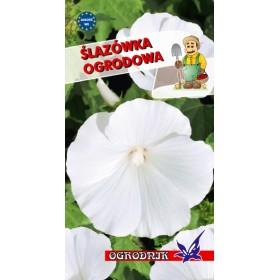Ślazówka ogrodowa kol. biały 1g