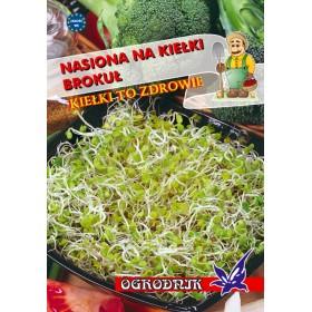 Brokuł nasiona na kiełki 10g